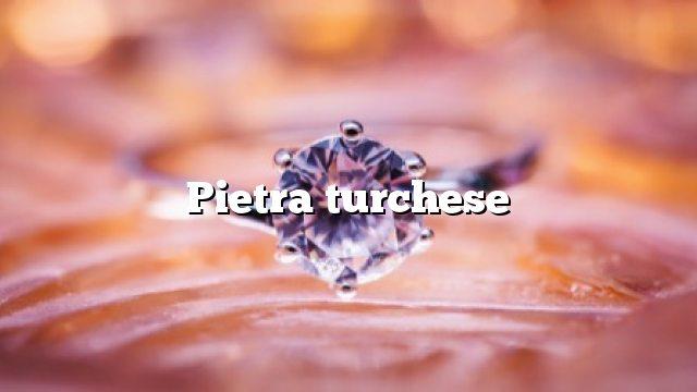 Pietra turchese